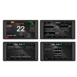 NXT Color Touch Screen Display for ERT Controller