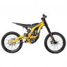 Electric Dirt Bike Surron LB X-Series Yellow