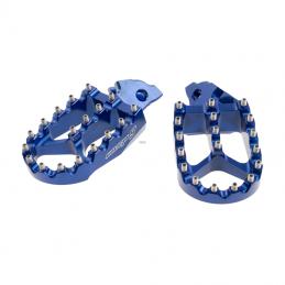 Aluminium Foot Pegs Warp9...