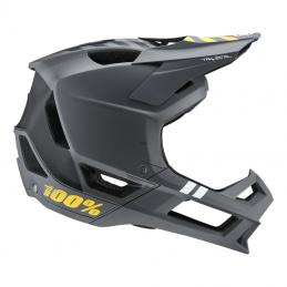 Helmet 100% Trajecta Charcoal