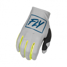 Glove Fly Lite Grey / Teal...