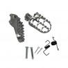 Aluminium Foot Pegs DB Industries Sur-Ron / Segway Silver