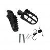 Aluminium Foot Pegs DB Industries Sur-Ron / Segway Black