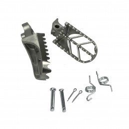 Stainless Foot Pegs DB Industries Sur-Ron / Segway Raw