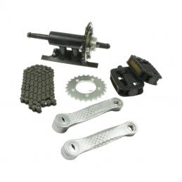 Pedal System Sur-Ron