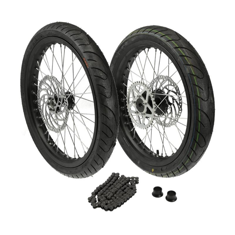 Sur-Ron LB-X / Segway X260 Electric Bike Wheels & Tires